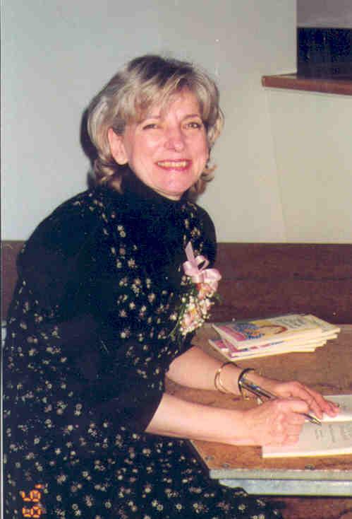 Author Biography: Susan Wojciechowski